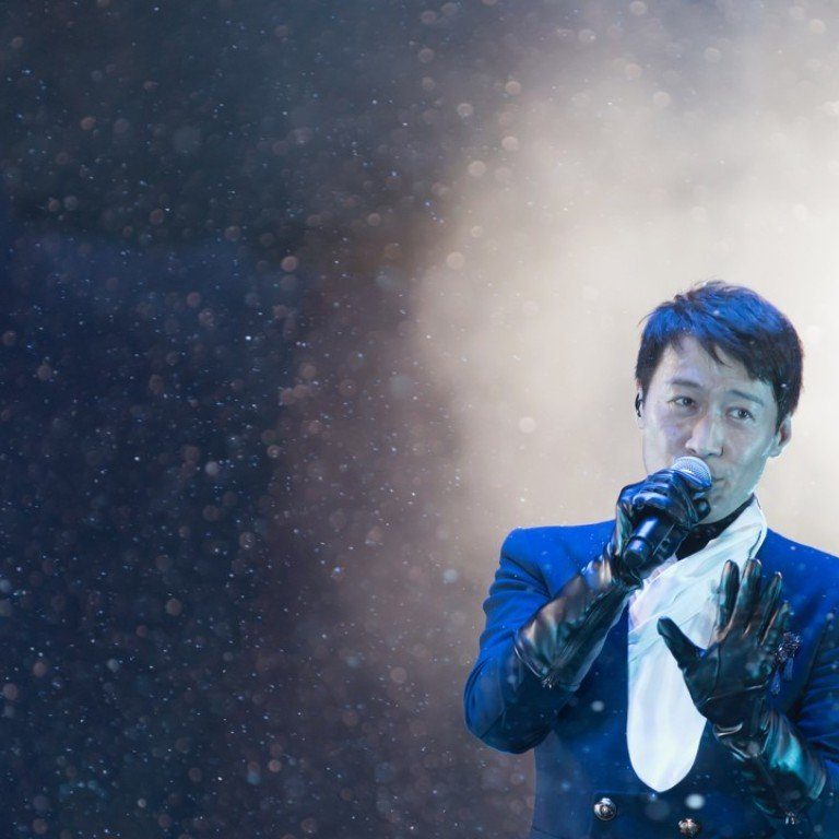 Hong Kong star Leon Lai will become a father | South China Morning Post