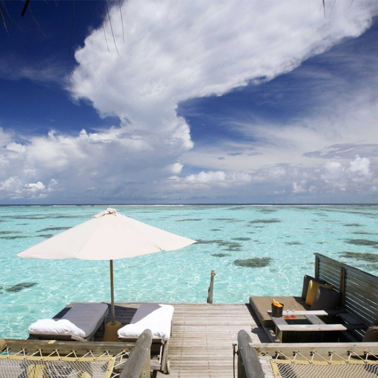 Gili Lankanfushi Resort, in the Maldives, which is one of the six destinations recommended by Lightfoot Travel this summer.