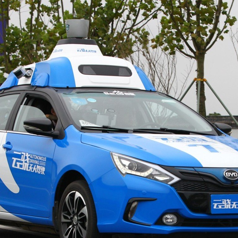 Beijing Gives Baidu Go Ahead To Test Self Driving Cars As Us Reviews