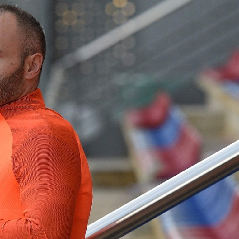 Andres Iniesta has found himself struggling for a starting role at Barcelona this season. Photo: AFP