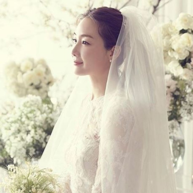 K Drama Star Choi Ji Woo Married In Quiet Private Wedding South