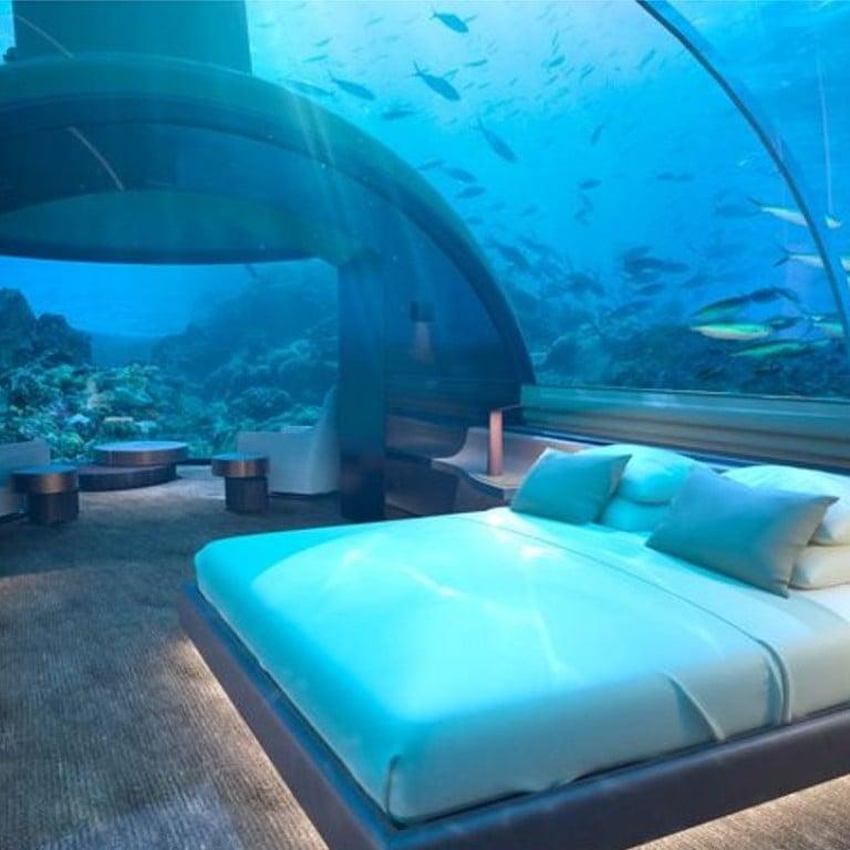 Maldives' US$50,000-per-night Underwater Villa Offers