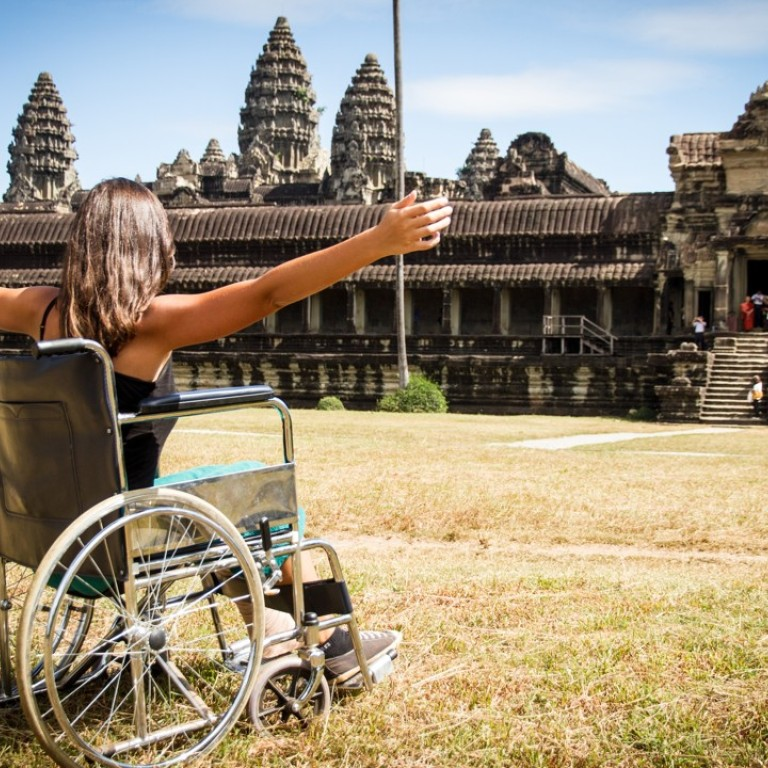 Why are wheelchair-friendly travel options in Asia so