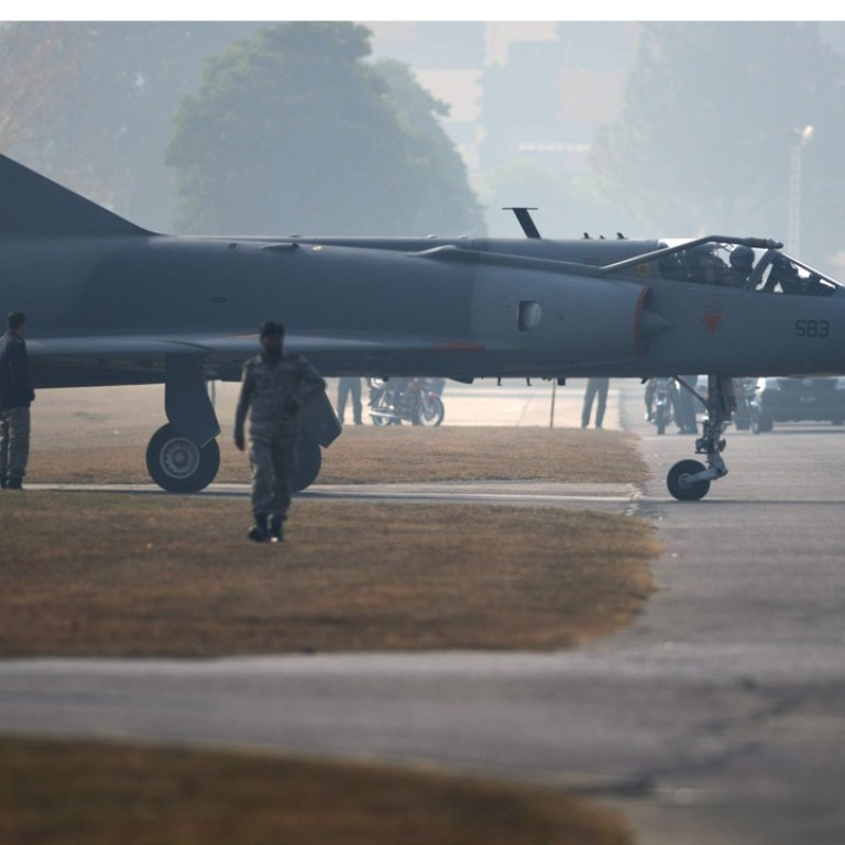 Pakistan has kept its ageing Mirage jets flying after 50