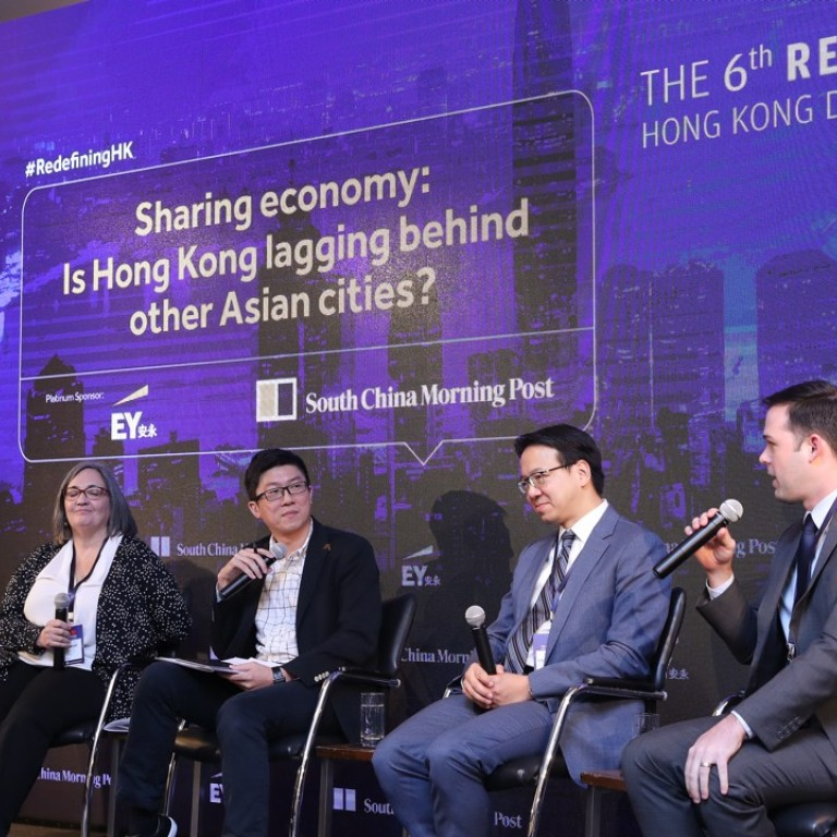 Hong Kong should do more to foster development of sharing economy