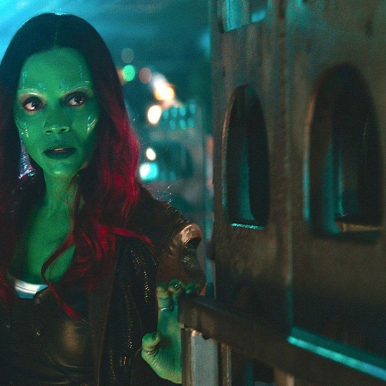Zoe Saldana Talks About Gamora S Big Twist And What Is After