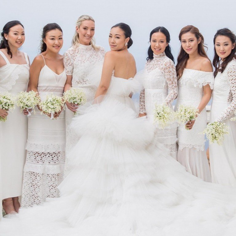 How To Pick The Best Bridesmaid Dresses Now They Re Fashion