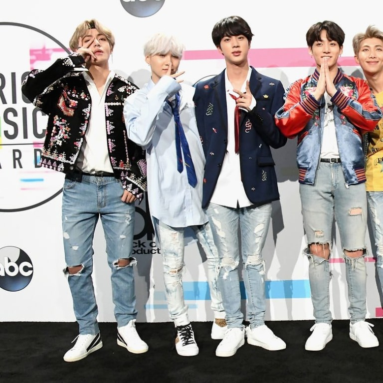 How BTS have risen to stardom in the US and Britain | South China