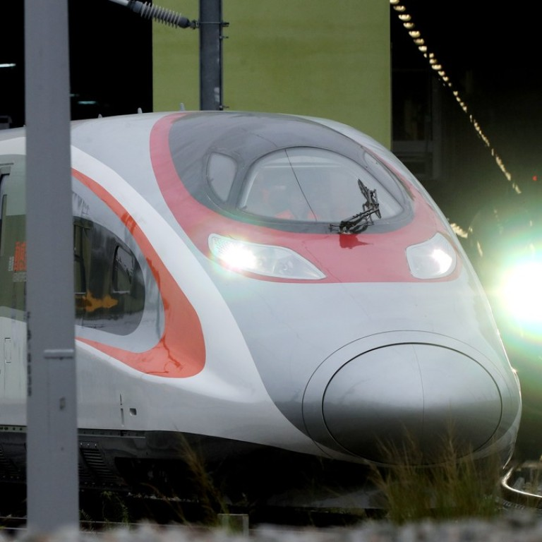 Hong Kong high-speed rail link hit by another setback as
