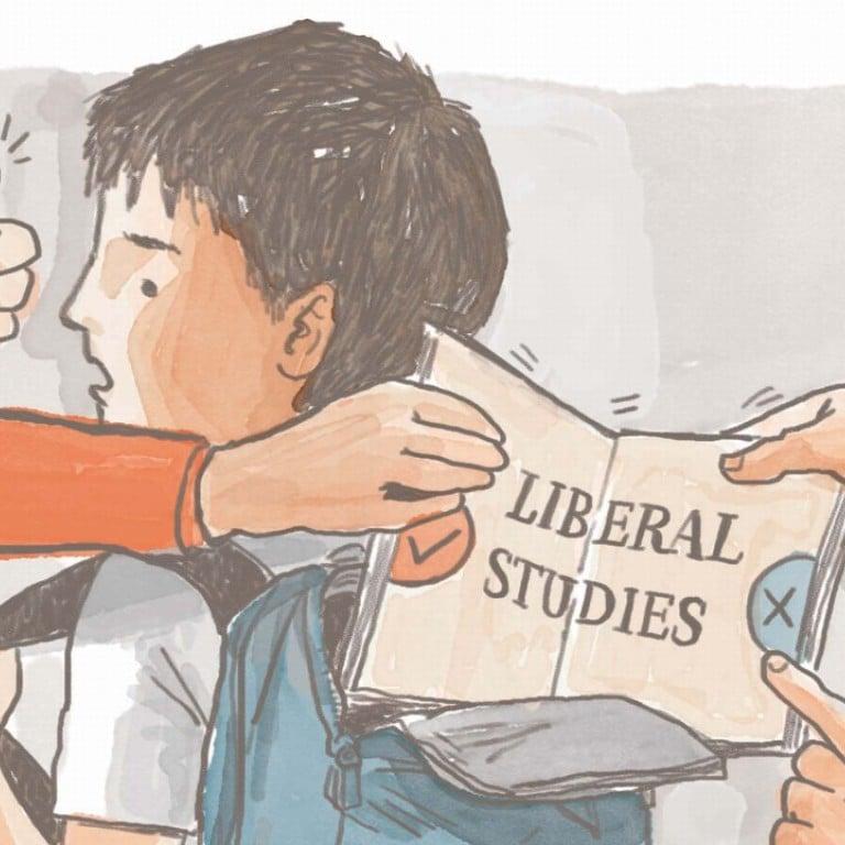 Liberal studies debate traps Hong Kong students in political ...