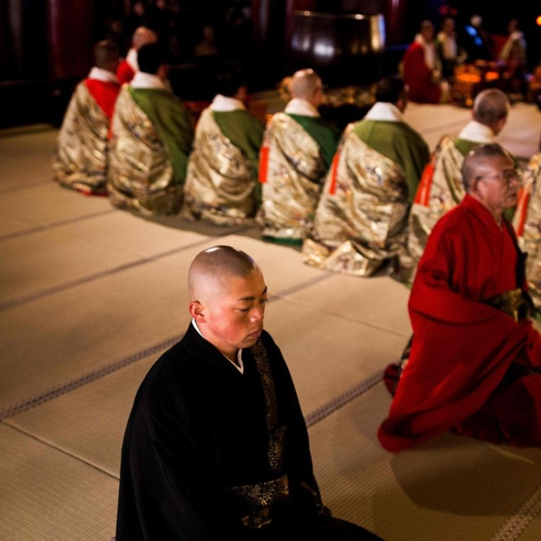 Japanese company Waka to launch Buddhist temple-stay website as
