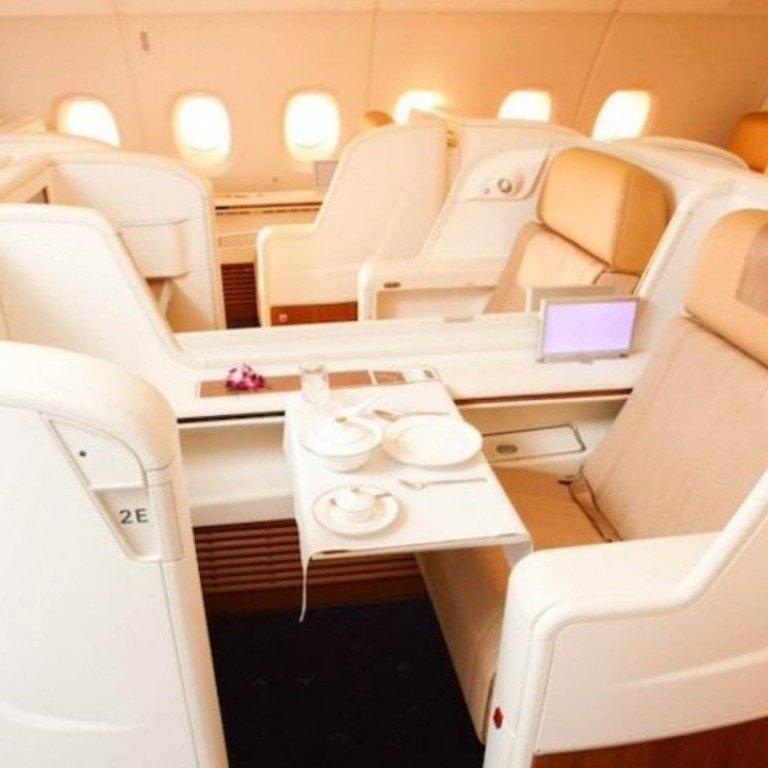 Want To Travel First Class Here Are 8 Reasons Why Flying In It Is So Costly South China Morning Post