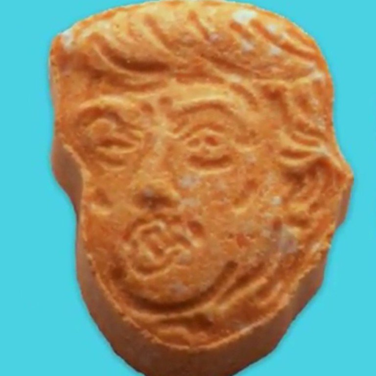 Donald Trump-shaped Ecstasy pills surge in popularity in Hong Kong