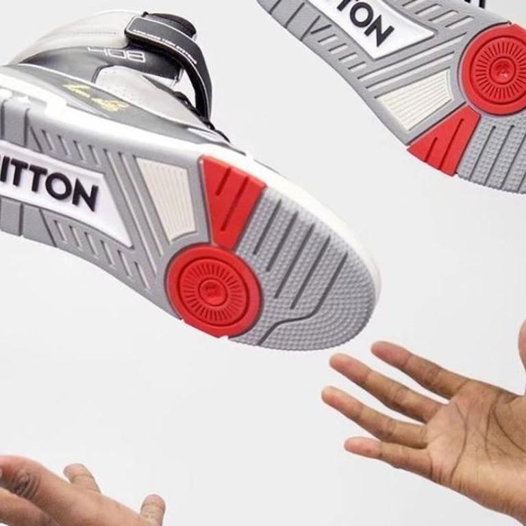 Louis Vuitton trainer