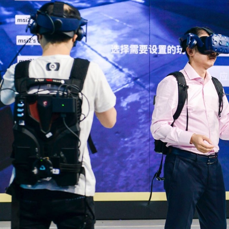 VR gaming checked in China as studios wait for cheaper headsets and