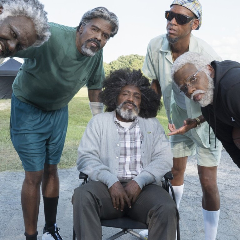 4b4f371bc36 Uncle Drew film review  Kyrie Irving