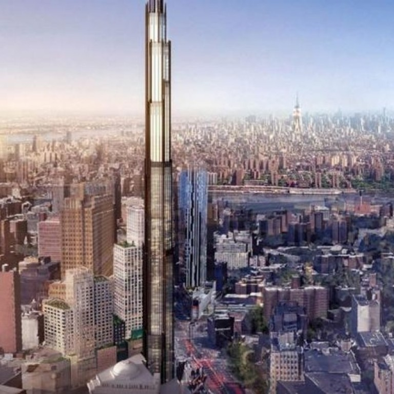 These 6 Skysers Will Transform The New York City Skyline Forever South China Morning Post