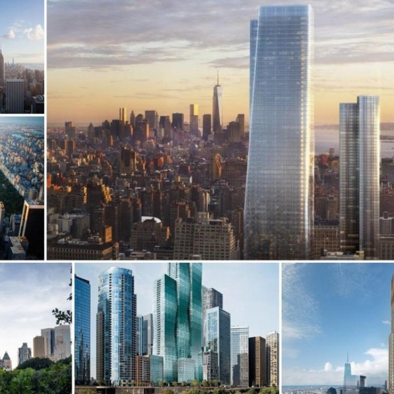These 6 skyscrapers will transform the New York City skyline