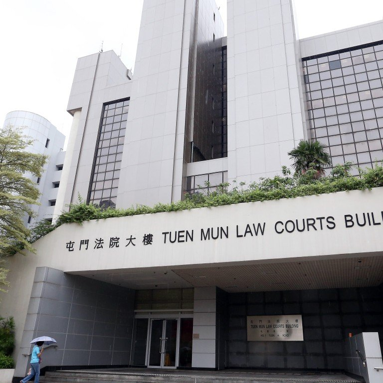 Girls, 12 and 15, appear in Hong Kong court over Tin Shui