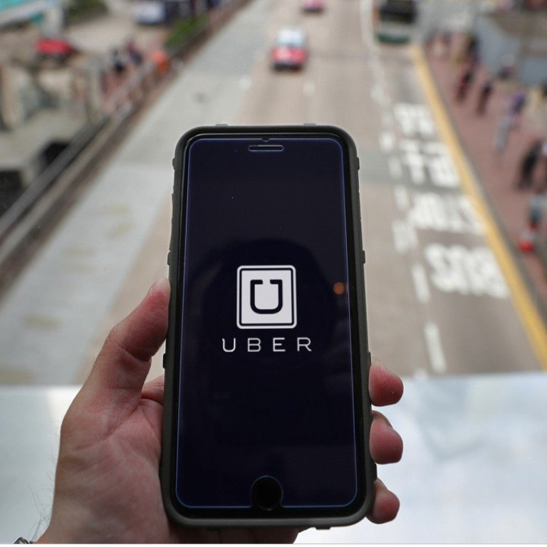 28 Uber drivers become largest group convicted in Hong Kong