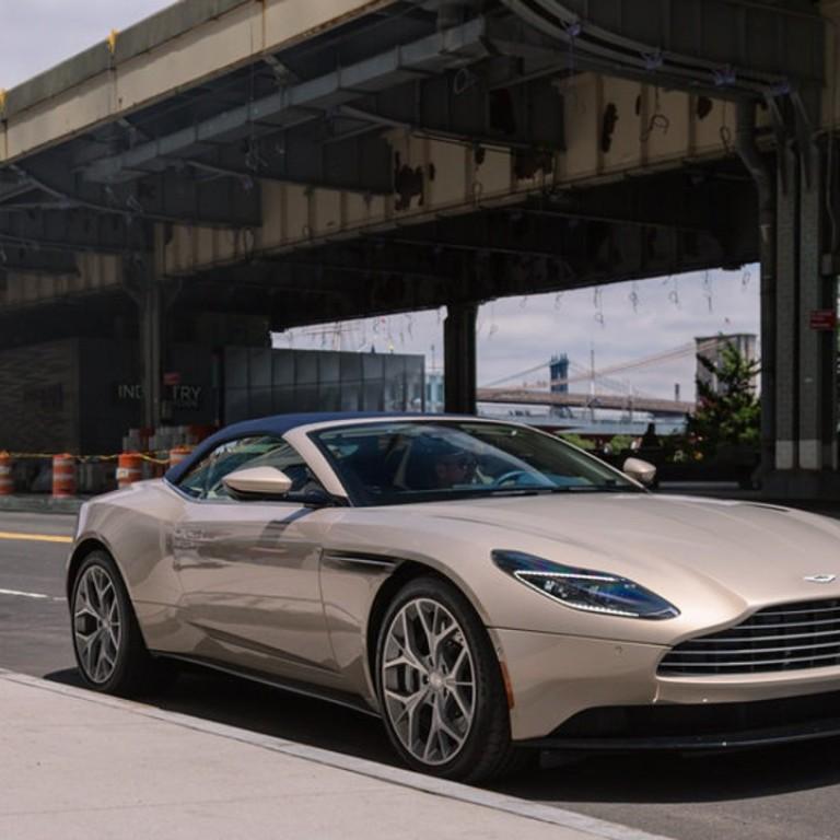 Corvette or Aston Martin Volante – which car would you choose