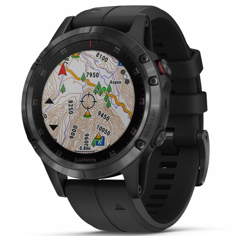 Smartwatch Review Rugged Garmin Fenix 5 Plus A Worthy Upgrade With