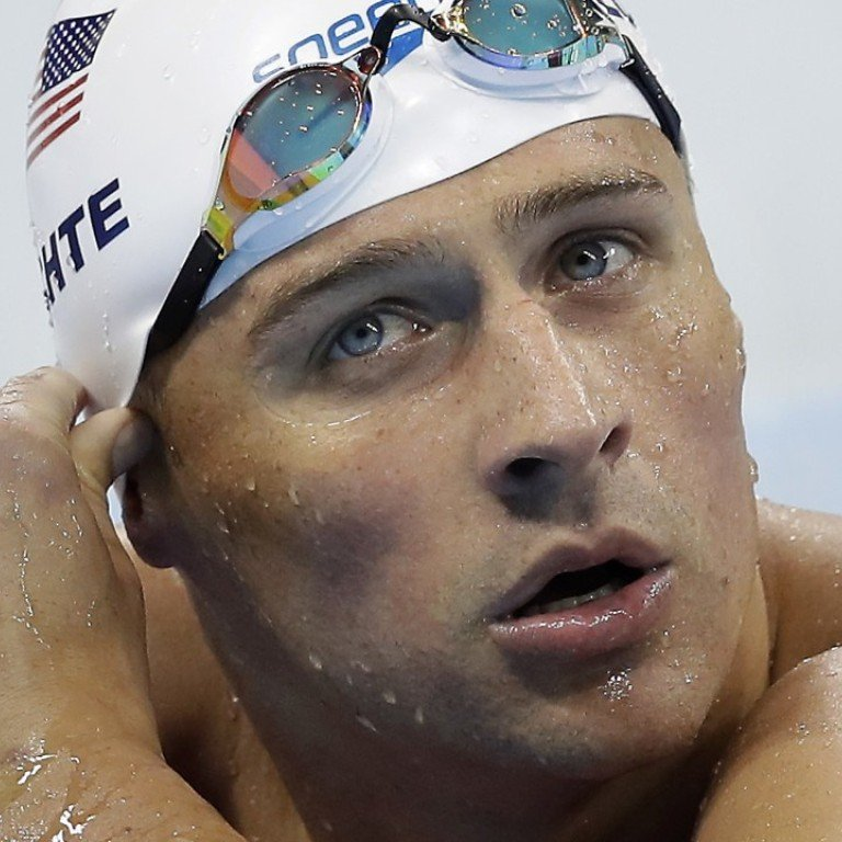 0c65e551bce Ryan Lochte doping ban – US swimmer suspended for 14 months after posting  picture of violation on Instagram