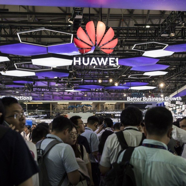 Huawei to raise minimum annual R&D spending to at least US