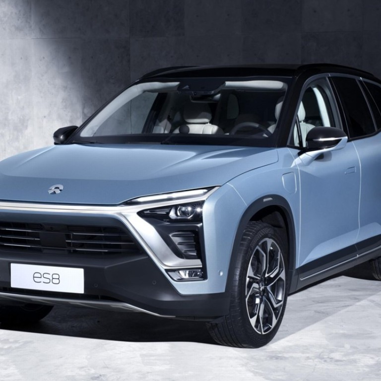 Tencent-backed Electric Car Start-up NIO To File