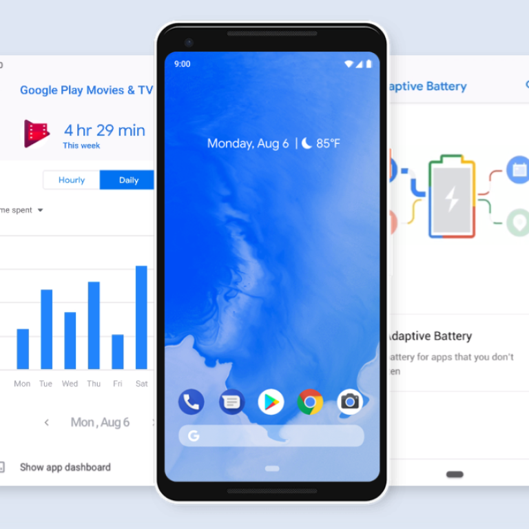 Android Pie new features – AI, App Actions, 'slices