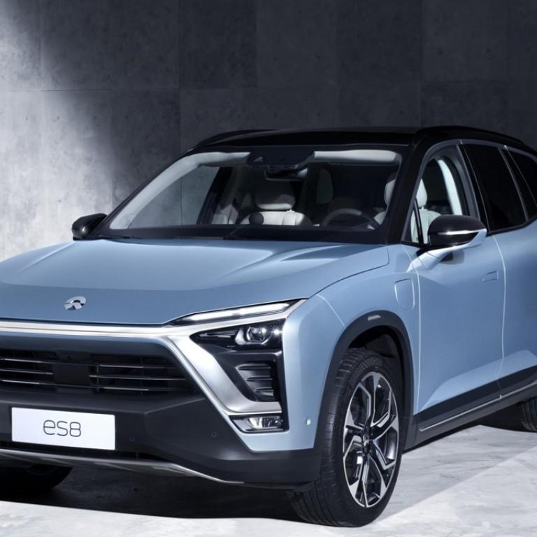New china ipo electrc car