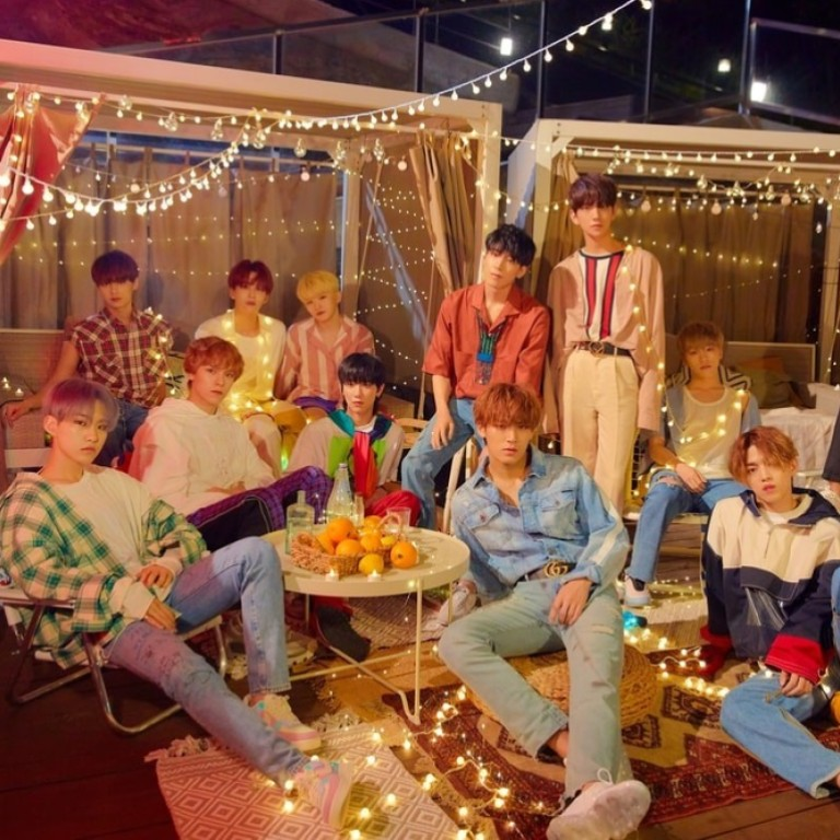 Seventeen is on its way to the top of the K-pop scene   South China