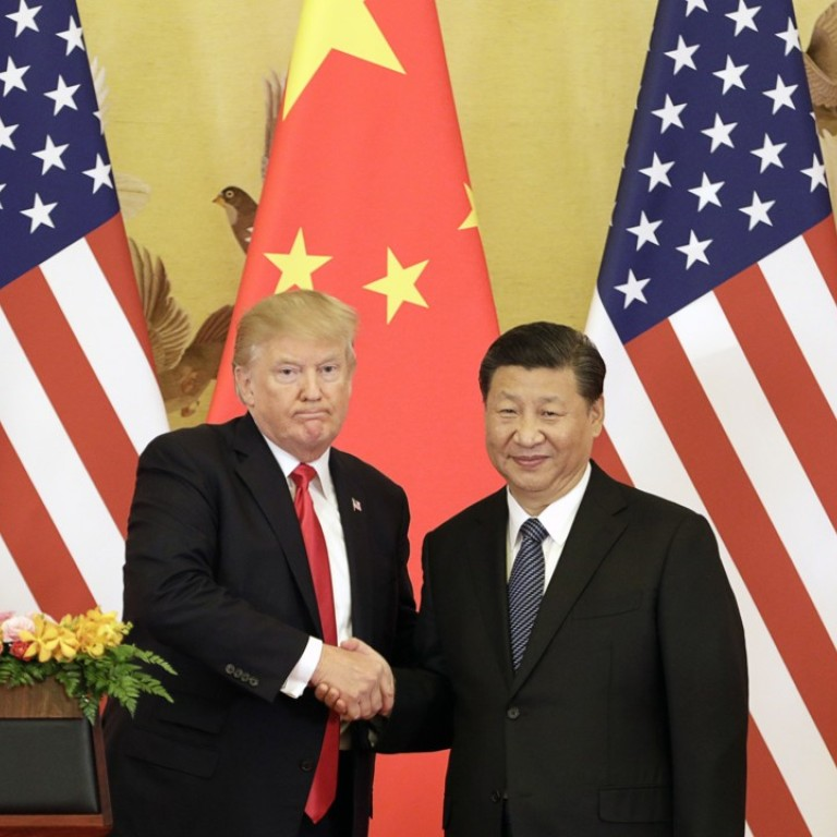 US And China Aim To Solve Trade War By Time Donald Trump