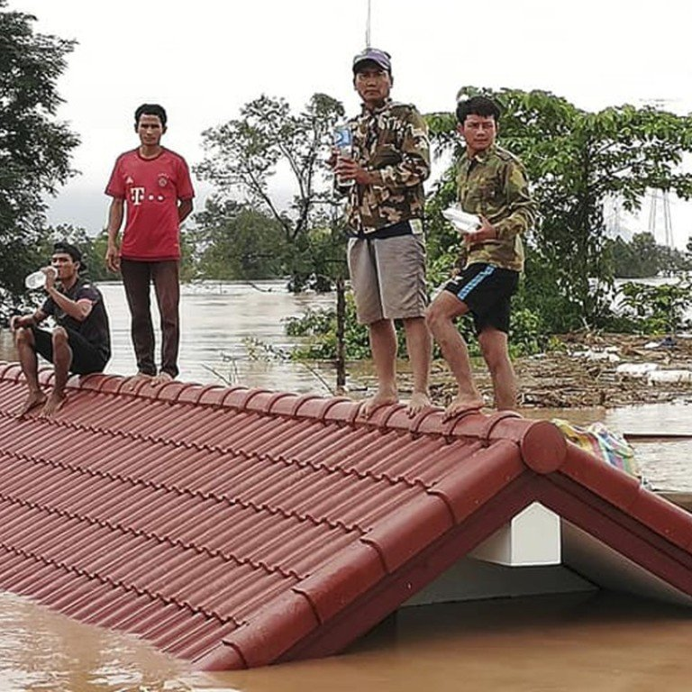 Laos dam collapse: Mekong River projects move forward despite