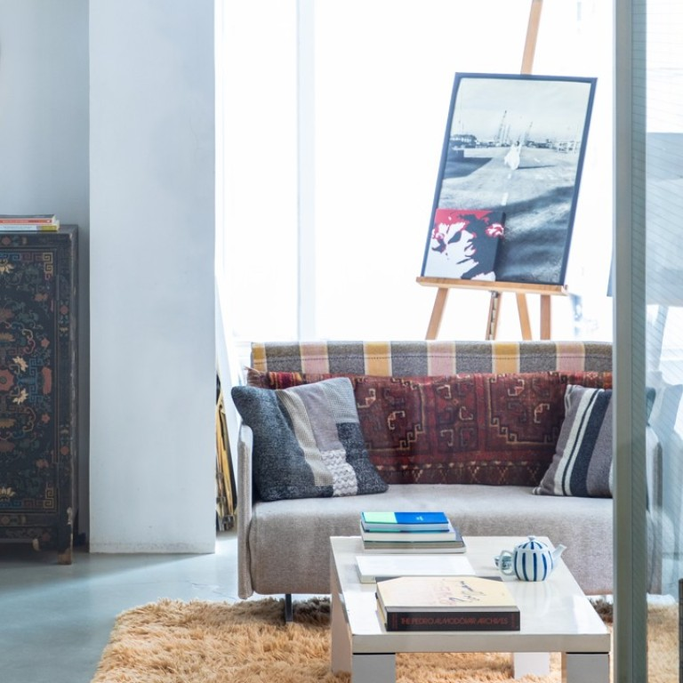 A Film Director S Flat Where Vintage Ikea And Props Stand Proudly Among Art And Antiques South China Morning Post