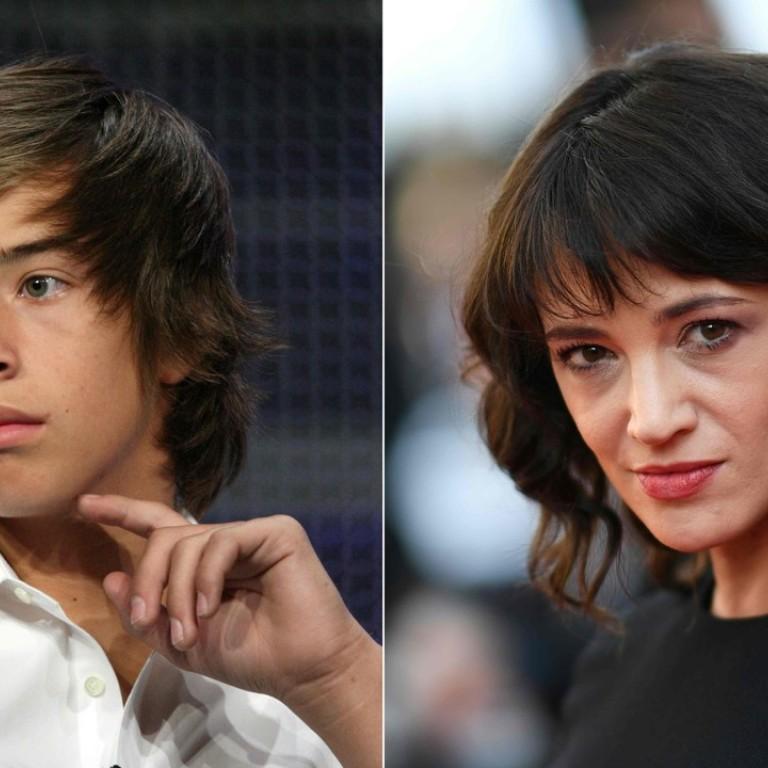Weinstein accuser Asia Argento denies sexual relationship