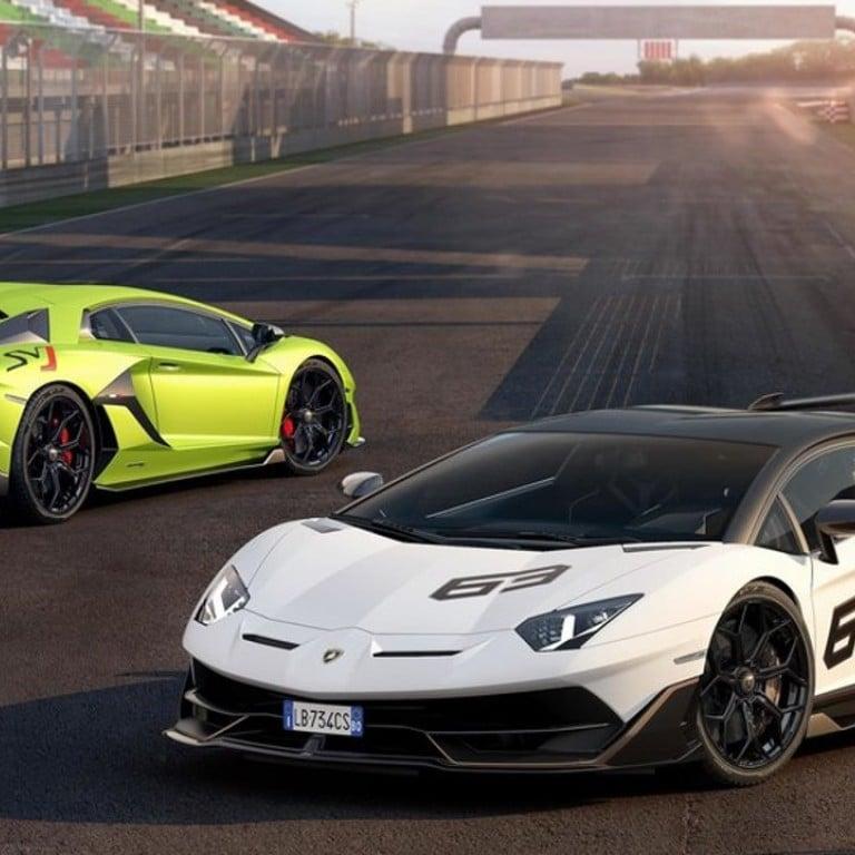 Lamborghini Unveils Superfast Aventador Super Sports Car South