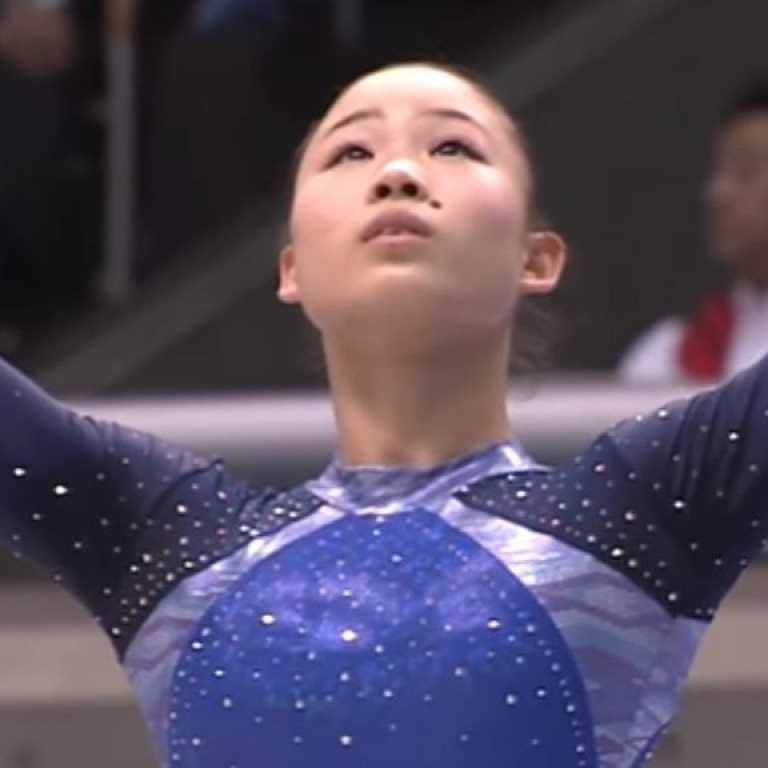 770a3059a287 Japanese gymnast wants punishment of 'violent' coach to be less severe    South China Morning Post