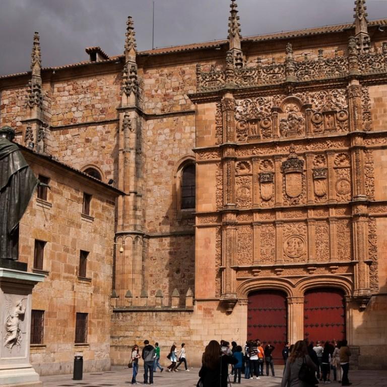 Woman Salamanca