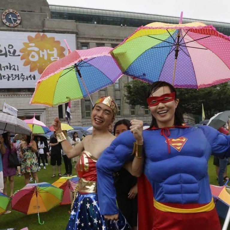 Gay koreanska dating app