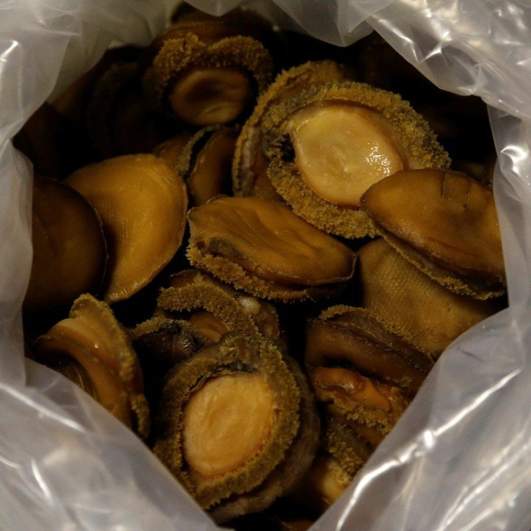 Incredible Abalone Demand By Chinese Gangs Depletes South Africas Cjindustries Chair Design For Home Cjindustriesco