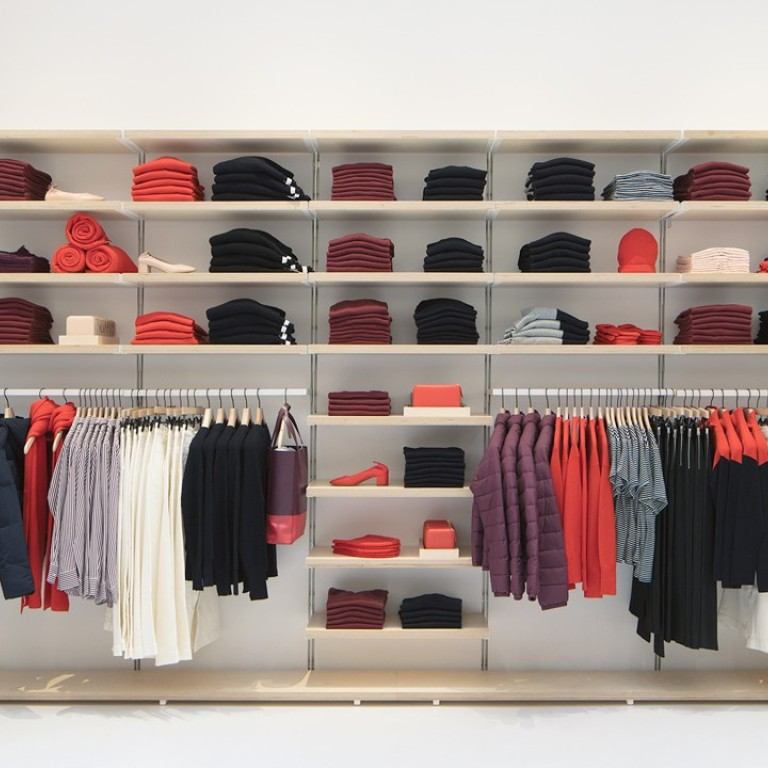 41326c33c The Everlane boutique in New York features a curated selection of clothing