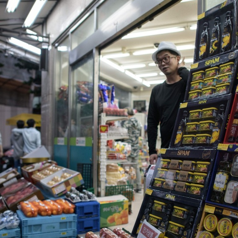 Why cans of Spam are a popular gift for Chuseok, the 'Korean