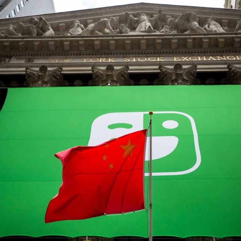 Despite trade war, US investors embrace unprofitable Chinese IPOs in