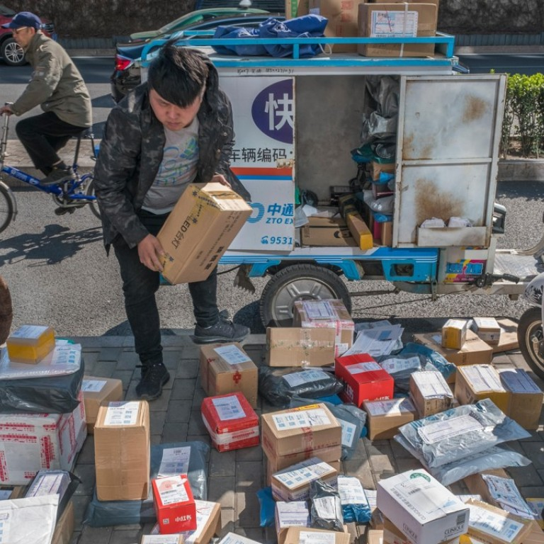 China 'regrets' America's departure from Universal Postal Union
