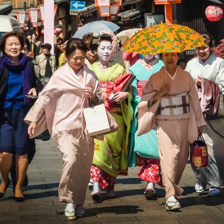 Overtourism in Kyoto reaches breaking point, with 'half
