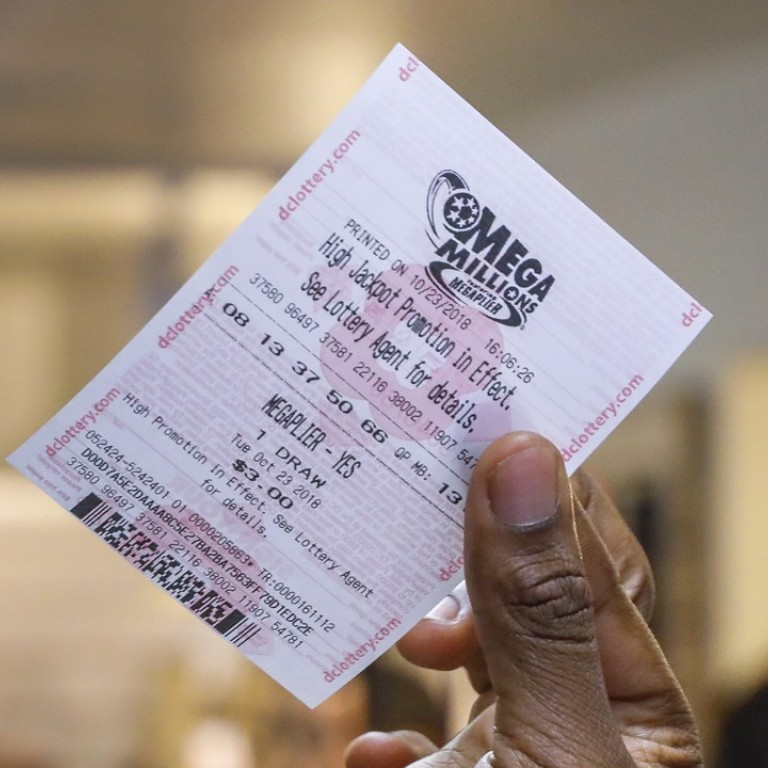 One winning ticket sold in South Carolina for record US$1 6