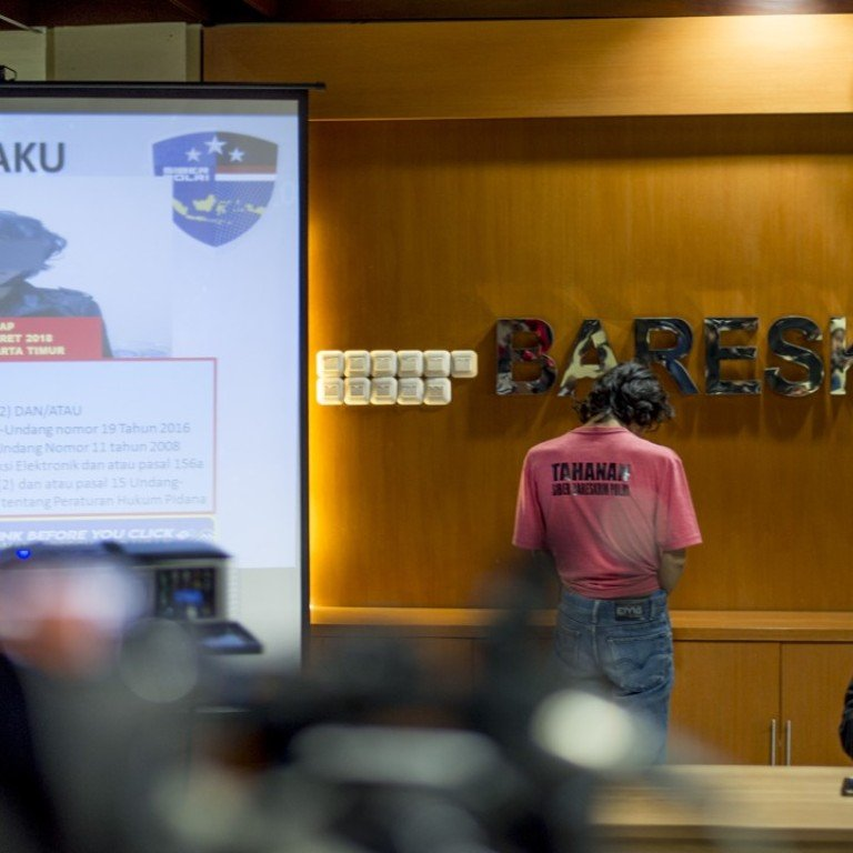 Inside the government-run war room fighting Indonesian fake
