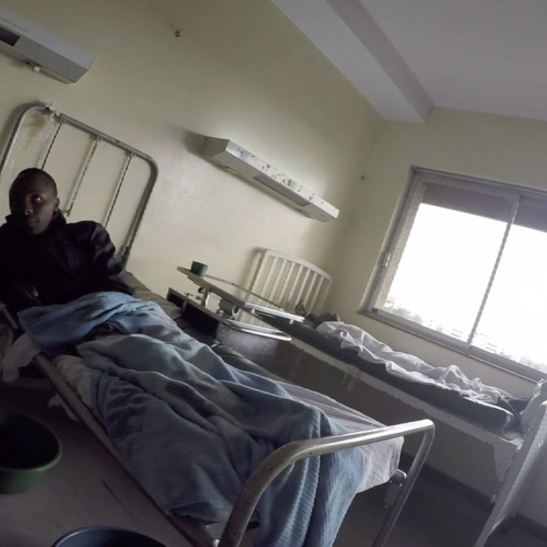 We Can T Let People Leave If They Don T Pay The Hospitals That Become Prisons For The Poor South China Morning Post