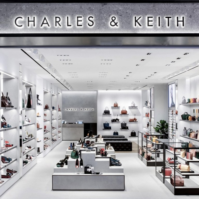 505bd71488d6 The Charles   Keith store in Sha Tin